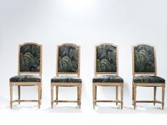 Set of 8 Louis XV style chairs 1950 s - 985670