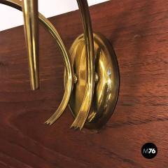 Set of Brass applique 1950s - 2034666