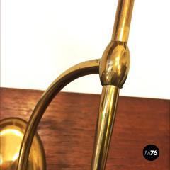 Set of Brass applique 1950s - 2034667