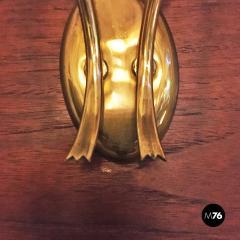 Set of Brass applique 1950s - 2034670