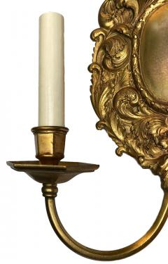 Set of Cast Bronze Caldwell Sconces Sold in Pairs - 1175898