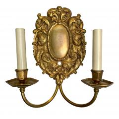 Set of Cast Bronze Caldwell Sconces Sold in Pairs - 1175900
