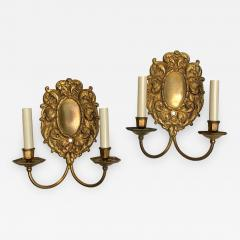 Set of Cast Bronze Caldwell Sconces Sold in Pairs - 1176499