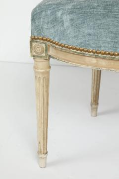 Set of Eight Louis XVI Style Caned Back Dining Chairs - 1100182