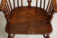Set of Eight Windsor Chairs - 655939