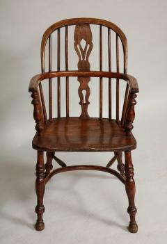 Set of Eight Windsor Chairs - 655940