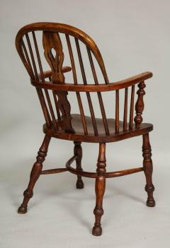Set of Eight Windsor Chairs - 655941