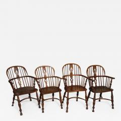 Set of Eight Windsor Chairs - 657075