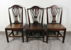 Set of English Country Chairs - 1341252