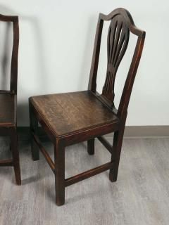 Set of English Country Chairs - 1341258