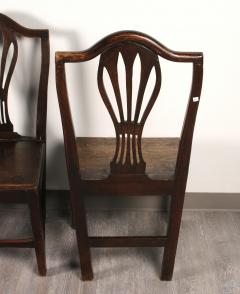 Set of English Country Chairs - 1341260