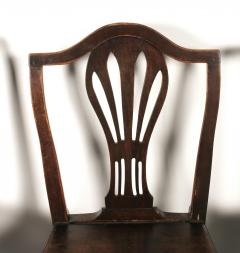 Set of English Country Chairs - 1341262