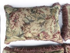 Set of Four 18th Century French Tapestry Cushions - 979790