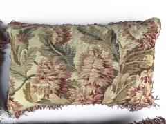 Set of Four 18th Century French Tapestry Cushions - 979791