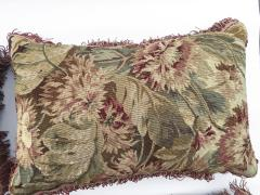 Set of Four 18th Century French Tapestry Cushions - 979793