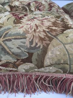 Set of Four 18th Century French Tapestry Cushions - 979794