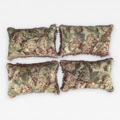 Set of Four 18th Century French Tapestry Cushions - 982203