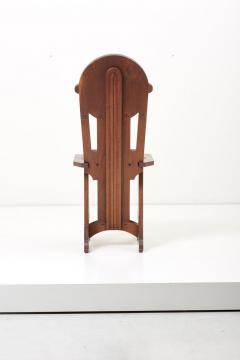 Set of Four Avantgarde Art Deco Chairs France 1930s - 1045003
