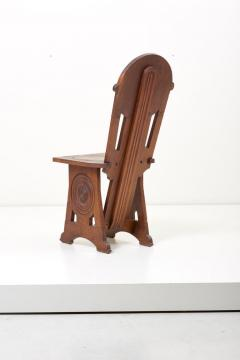 Set of Four Avantgarde Art Deco Chairs France 1930s - 1045004