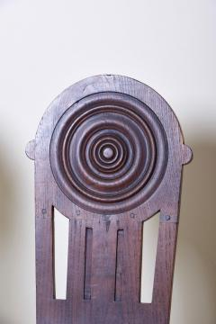 Set of Four Avantgarde Art Deco Chairs France 1930s - 1045010