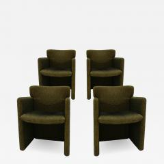 Set of Four Chairs Designed by Progetti Tecno - 576780