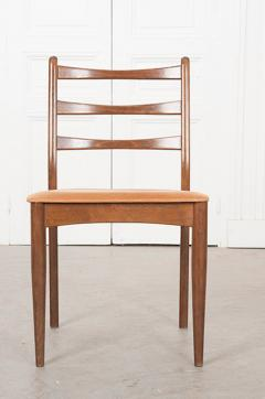 Set of Four Danish Modern Maple Side Chairs - 1807496