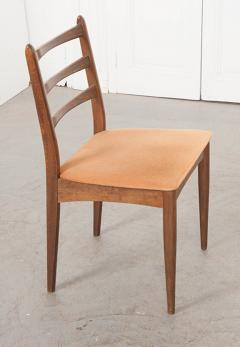 Set of Four Danish Modern Maple Side Chairs - 1807497
