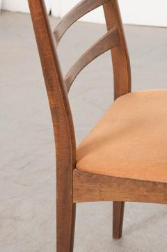 Set of Four Danish Modern Maple Side Chairs - 1807498