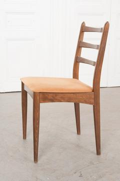 Set of Four Danish Modern Maple Side Chairs - 1807499