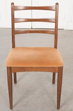 Set of Four Danish Modern Maple Side Chairs - 1807501