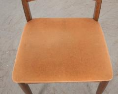 Set of Four Danish Modern Maple Side Chairs - 1807503
