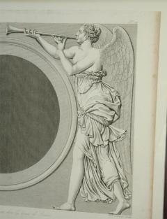 Set of Four Early 19th century Prints of the Louvre by Baltard - 924006