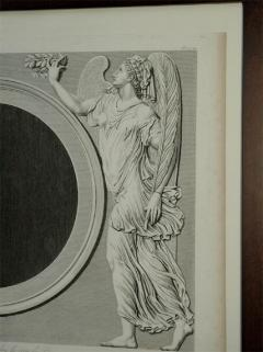 Set of Four Early 19th century Prints of the Louvre by Baltard - 924007
