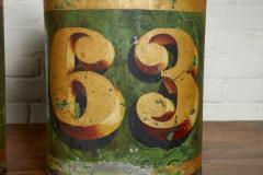 Set of Four English Tea Tins - 1957936