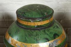 Set of Four English Tea Tins - 1957938