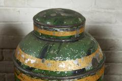 Set of Four English Tea Tins - 1957939