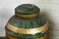 Set of Four English Tea Tins - 1957940