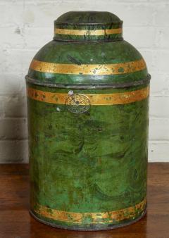 Set of Four English Tea Tins - 1957941