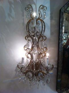 Set of Four French 1930 Sconces - 1823758