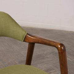 Set of Four Mid Century Modern Style Dining Chairs - 1135409