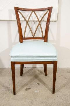 Set of Four Side Chairs - 1100213