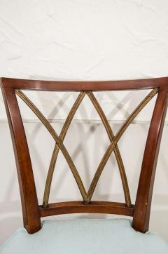 Set of Four Side Chairs - 1100215