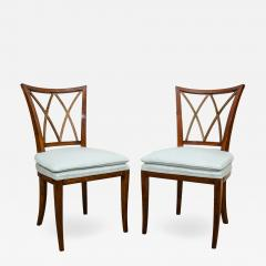 Set of Four Side Chairs - 1100941