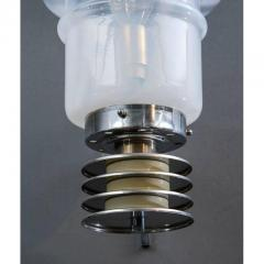Set of Four Space Age Looking Wall Sconces - 736118