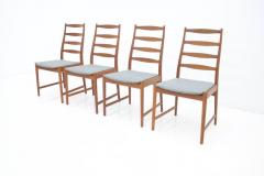 Set of Four Torbj rn Afdal Teak Dining Chairs by Vamo Denmark 1960s - 893897