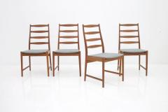 Set of Four Torbj rn Afdal Teak Dining Chairs by Vamo Denmark 1960s - 893900