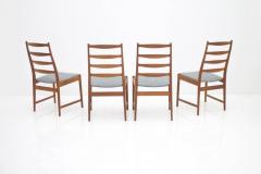 Set of Four Torbj rn Afdal Teak Dining Chairs by Vamo Denmark 1960s - 893903
