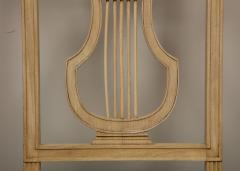 Set of Lyre Back Dining Chairs - 1115854