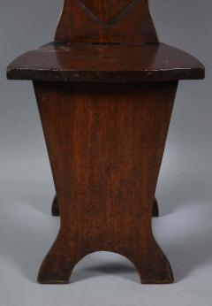 Set of Six Georgian Hall Chairs - 1811405