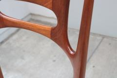 Set of Six Italian Modernist Dining Chairs - 1591929